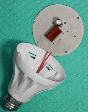 Тестируемая лампа 7 ватт, фото 2