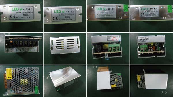 Светодиодные понижающие трансформаторы 220 - 12 вольт