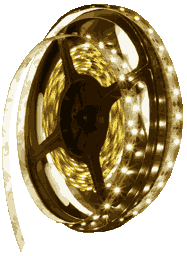 Светодиодная лента на 12 вольт, 3528W60S