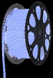 Синяя светодиодная лента на 220 вольт, 5050A60B