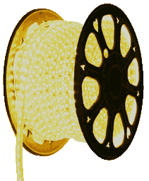 Светодиодная лента на 220 вольт, 5050A60W