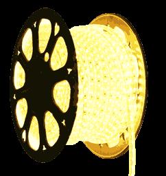 Светодиодная лента на 220 вольт, 5050B60W