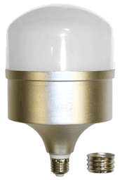 Промышленная светодиодная лампа BF4-80N, Е40/Е27