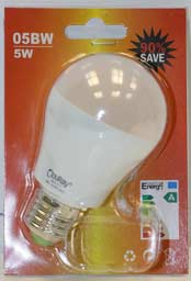 Лампа светодиодная BX2-21CR