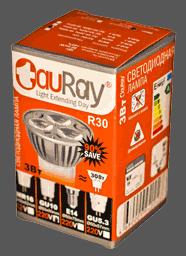 Упаковка ламп R30