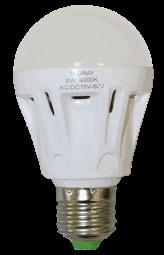 Светодиодная лампа BX2-21UX