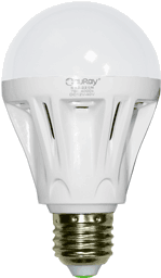 Лампа светодиодная BX2-22GN