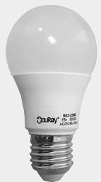 Светодиодная лампа BX3-23MC