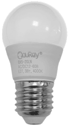 Cветодиодная лампа BX5-20LN