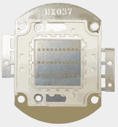 Жёлтая светодиодная матрица DRXA-24Y