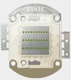 Зелёная светодиодная матрица DRXA-30G