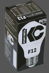 Коробка лампы светодиодной F12-05UN