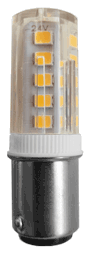 Светодиодная лампа цоколь B15 на 10-30 вольт, «Край света» F18-B15S