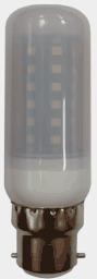 Светодиодная лампа цоколь B22 на 24-85 вольт, «Край света» F18-BS