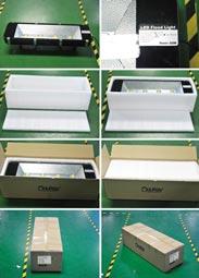 Упаковка светодиодного прожектора FL200S
