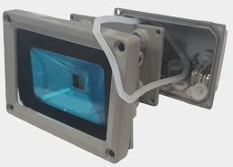 Корпус светодиодного прожектора мощностью 10 ватт, FLH10