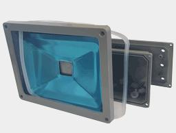 Корпус светодиодного прожектора мощностью 20 ватт, FLH20