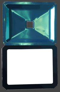 Отражатель и стекло корпуса FLH30
