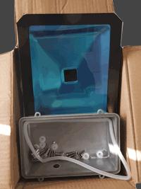 Упаковка корпуса FLH30