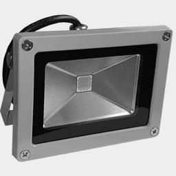 Светодиодный прожектор FLT10N на 36, 48 вольт
