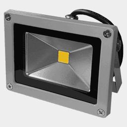 Светодиодный прожектор FLT10S на 36, 48 вольт