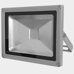 Светодиодный прожектор FLT20N на 36, 48 вольт