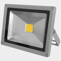 Светодиодный прожектор FLT20S на 36, 48 вольт