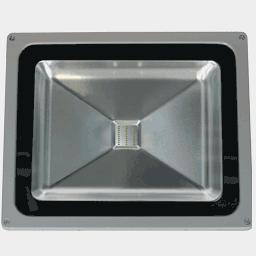 Зелёный светодиодный прожектор FLT30G на 36, 48 вольт