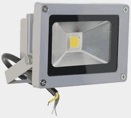 Светодиодный прожектор FLU10SX на 12, 24 вольт