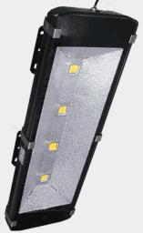 Светодиодный прожектор FLU200S на 12, 24 вольт