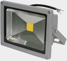 Светодиодный прожектор 12 вольт (12V-24V) FLU20S