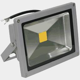 Светодиодный прожектор 12V-24V, FLU20SX