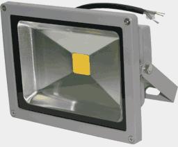 Светодиодный прожектор FLU30S на 12, 24 вольт