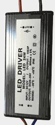 Блок питания - драйвер JAD-24W-C для светодиодных прожекторов на 12 вольт