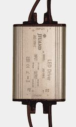 Блок питания - драйвер JAD-10W-C для светодиодных прожекторов на 12-24 вольт