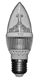 Светодиодная лампа M40-2S