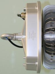 Верхний блок подвесного промышленного светодиодного светильника ML200C
