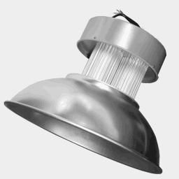 Промышленный светодиодный светильник MLU120S на 12, 24 вольт
