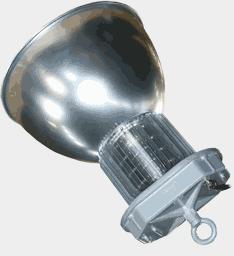 Промышленный светодиодный светильник MLU150S на 12, 24 вольт