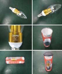 Упаковка светодиодных ламп серии M30-12