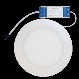 Круглая светодиодная панель PL145RNw
