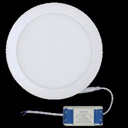 Круглая светодиодная панель PL225RNw