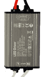Блок питания - драйвер PSFL10 для светодиодных прожекторов