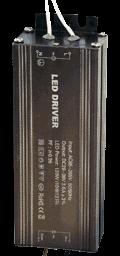 Блок питания PSFL120, вид с входа