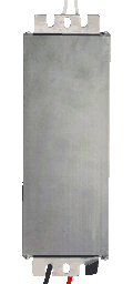 Блок питания PSFL120, вид сзади