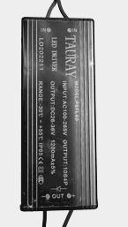 Блок питания - драйвер PSFL40 для светодиодных прожекторов