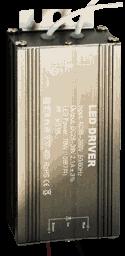 Блок питания PSFL70, вид с входа