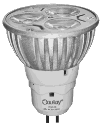 Светодиодная лампа R30-5S