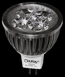 Светодиодная лампа R40-FS